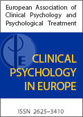 Clinical Psychology in Europe (CPE)