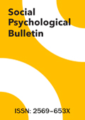 Social Psychological Bulletin